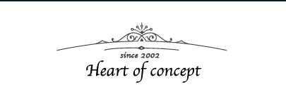 Heart of concept